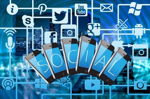 Social media prikkels
